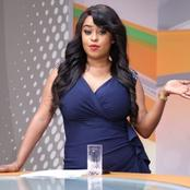 Where Will She Hide? This Photo Has Exposed Citizen TV's Lillian Muli Badly