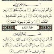The Significance Of Reciting Surah Al-Falaq and An-Naas (Qul Surahs)