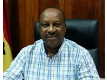 Sad: Chief director of ministry of Youth and sports has died
