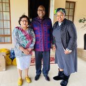 ANC Top 6 Member Spotted In Nkandla With Former President Zuma
