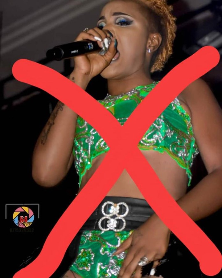 'I don't want to suffer on earth and suffer in hell' - Liberian star, Canc Queen quits music & gives her life to Christ 4