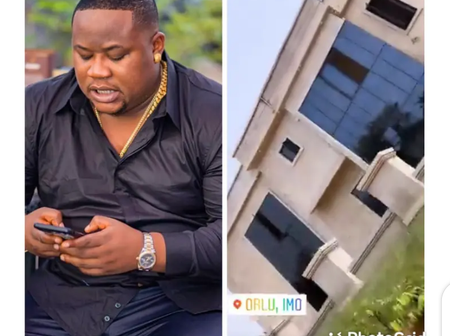 Cubana Chief Priest Brags On Social Media - Check To Read What He Said About His Village Mansion