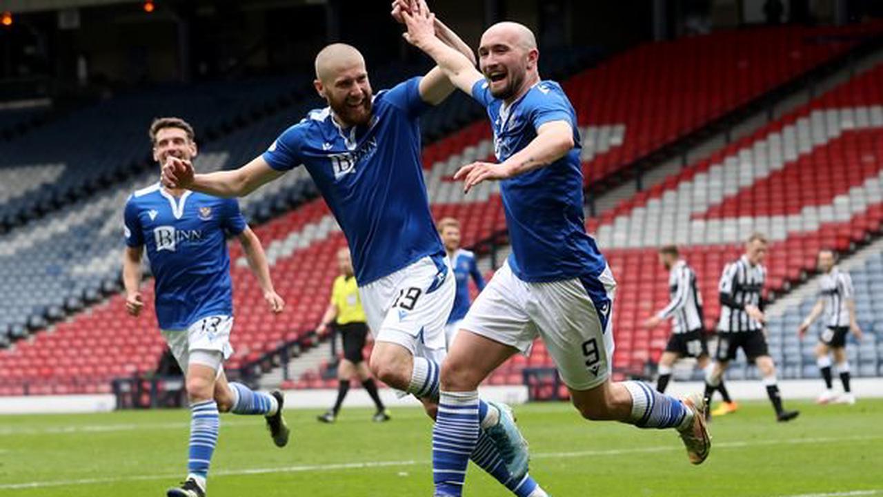 Shaun Rooney and Craig Bryson help St Johnstone reach Scottish Cup final