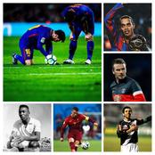 See The List Of Highest Scoring Free-kick Takers Of All-Time