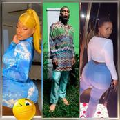 Few hours after calling out Burna boy over cheating; see recent photos of girlfriend and side chick
