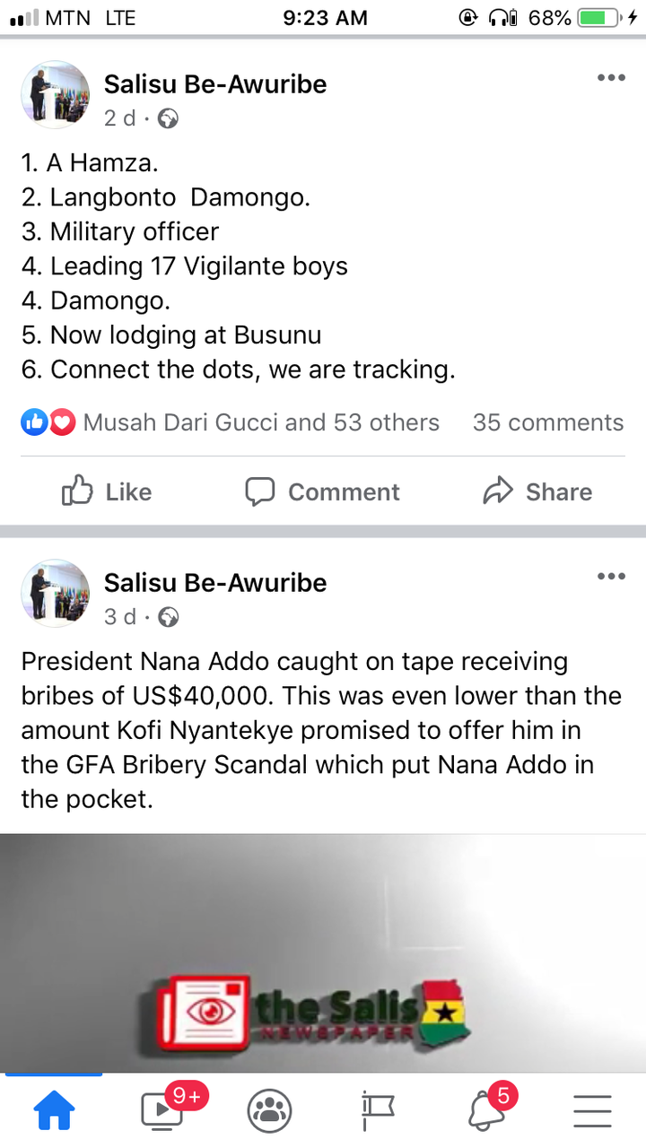 763f6db5859239e8582beddf8c016ee4?quality=uhq&resize=720 - NDC Secretary Allegedly Arrested Over A Facebook Post Days To The Elections, A Big Blow For Mahama