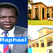 (Photos) Raphael Tuju's Palatial Mansion and Story From Journalism to Politics