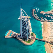 This $1 Billion Hotel In Dubai Is Called The Only 7-Star Hotel In The World See Why (Photos)
