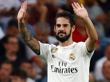 Isco ready to say farewell to Real madrid.