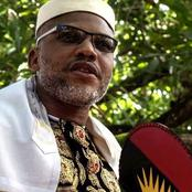 Nnamdi Kanu sends message to youths of Biafra, see what he said.