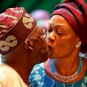 See Romantic Photos Of Tinubu and Other Top Politicians With Their Wives