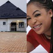 Biola Adebayo, others Congratulate Actress Kemi Afolabi as she acquires a New House In 2021.
