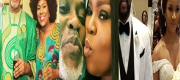 10 Nollywood stars that met on set and got married