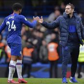 See What Reece James Said About Frank Lampard Hours After He Was Sacked