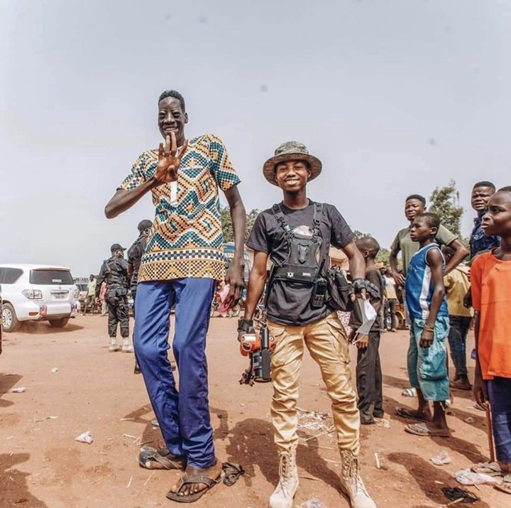 7666489b2a9a44bfa08cbe95bcee009c?quality=uhq&resize=720 - Kojo Oppong Nkrumah Causes Stir With The Tallest Man In Ghana, Abdul-Samed As They Posed For A Photo