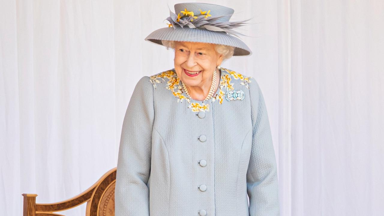 Queen, 95, has a 'spring in her step' despite Harry and Meghan drama as she 'focuses on the positives' after lockdown