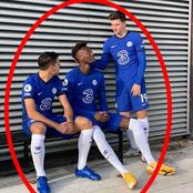 Has Chelsea Players Turned To Models? See What The Club Posted Online That Made Supporters To React.