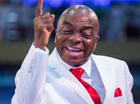 Bishop Oyedepo blows hot on Kwara state governor