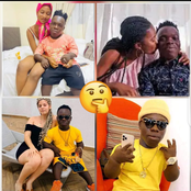 Check Out 25 Photos Of Shatta Bandle With Different Ladies