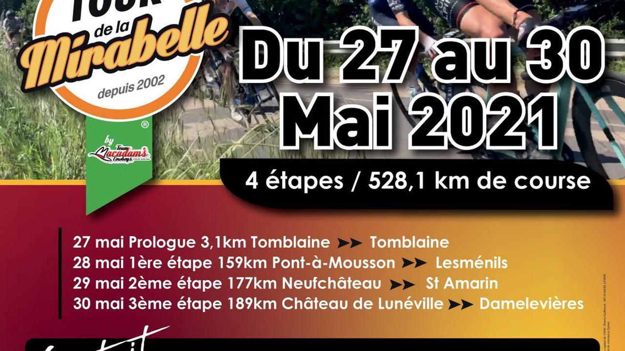 Cyclisme Le Tour de la Mirabelle aura bien lieu, sans sa cyclosportive
