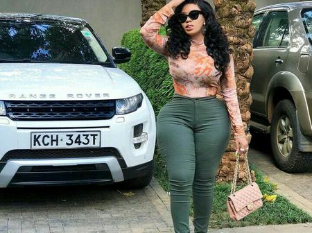 Reactions After Vera Sidika's Wig Catches Fire While in a Candlelit Tub