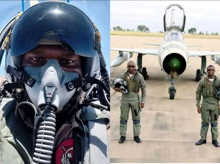 Few Hours After The Missing Pilots Were Identified, Read What A Cousin Of One Of Them Told Nigerians