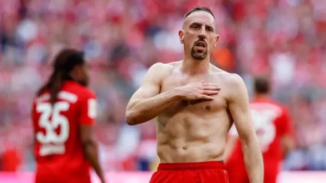 Quand Louis Nicollin avait soi-disant refusé Franck Ribéry…