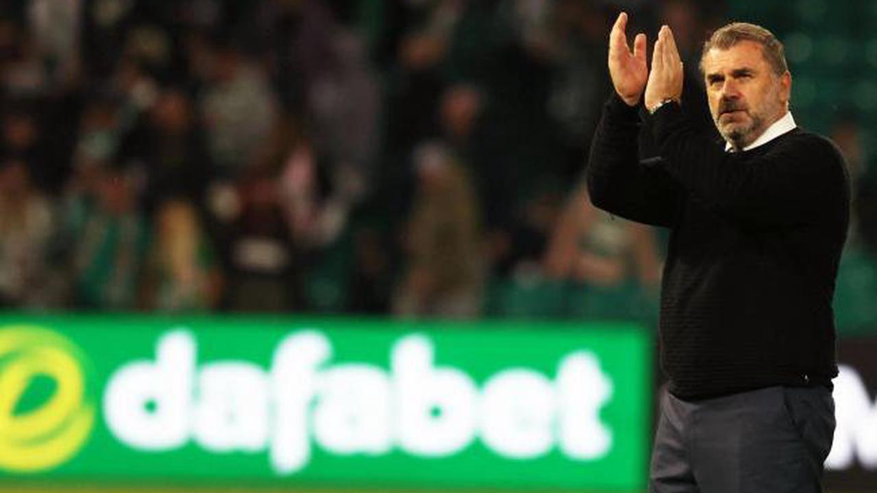 I must have walked under a ladder: Ange Postecoglou bemoans new Celtic signing suffering an injury in the WARM-UP