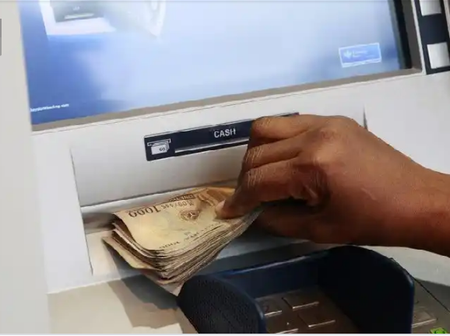 Check Out How You Can Withdraw Money From The ATM Without Using Card