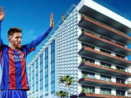 Check Out Businesses Owned By Lionel Messi Around The World