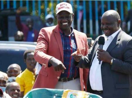 The Return of Issac Ruto, Former Govenor creeping back to county politics ahead of 2022