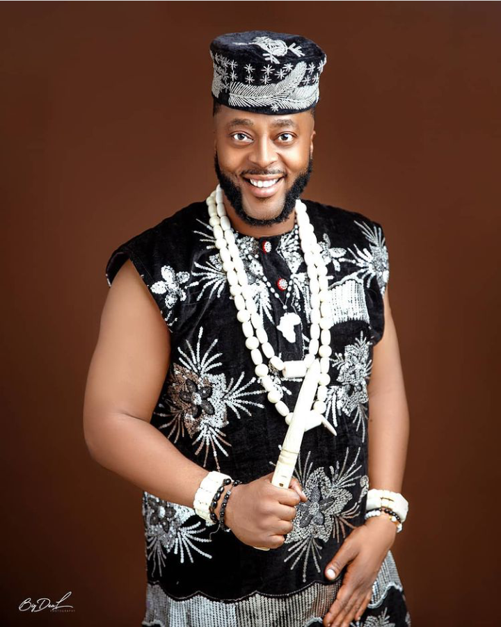 Igbo Amaka - Actor Benson Okonkwo says as he releases lovely new photos (See pictures) 8