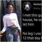 He Wanted To Touch Me When I Visited But I Didn't Let Him, Then This Happened To Me- Lady Narrates