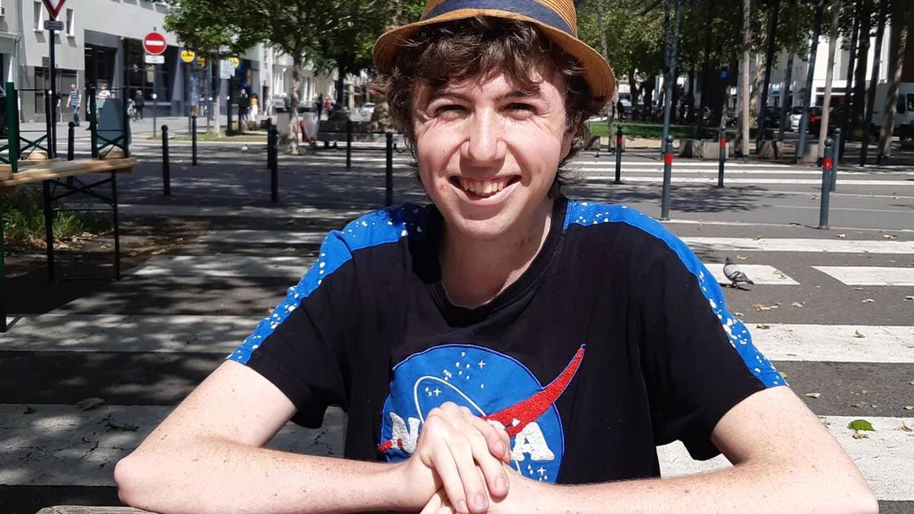 Mattéo Duval, jeune Rennais, rêve de devenir clown