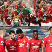 Count on Manchester United EPL Champions if They Win The Following Matches