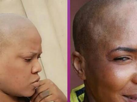 Check Out 4 Popular Nollywood Actresses That Were Paid To Shave Their Hair For A Movie Role. (Photos)