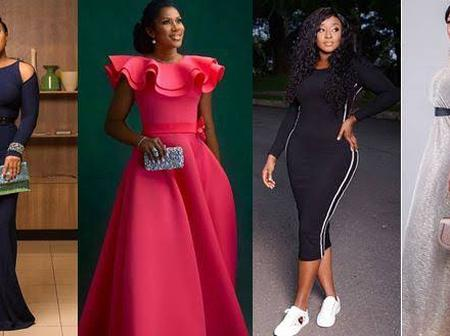 7 Most Outstanding Nollywood Actresses Starring In More Movies Because Of Their Creativity.
