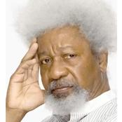 """""""Killing Of Protesters Means The Nigerian Army Has Replaced SARS"""", Wole Soyinka Breaks Silence."""