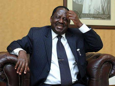 ODM Blogger Names The Powerful Politician Who Is Allegedly Set To Be Raila's 2022 Running Mate
