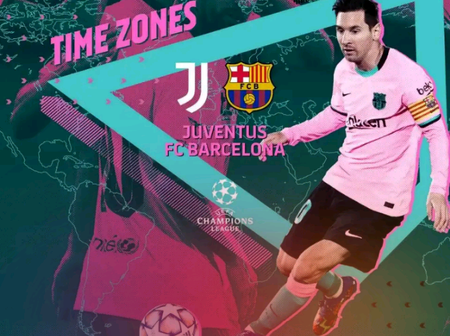 Barcelona To Lose Against Juventus