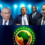 4 candidats: La Fifa decide avant la Commission de Gouvernance de la Caf