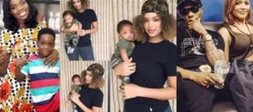 Meet Wizkid's baby mamas and their children