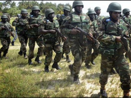 Army Lunches Operation Crocodile Smile VI in Bayelsa State.