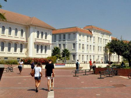 At Stellenbosch University, there are growing concerns about the future of Afrikaans.