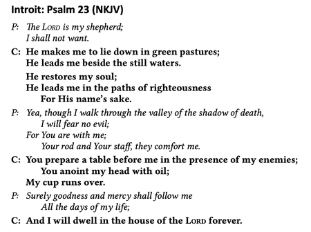 The Bible contains a lot of chapters but don't joke with these chapters of Psalms. They're powerful.