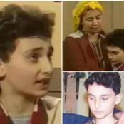 بعد سنوات كثيرة.. كيف تغير شكل الطفل عبد الوهاب بطل مسلسل لن أعيش في جلباب أبي