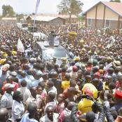 See How DP Ruto Brought Trans Nzoia County To Standstill During Opening Of A Dining Hall