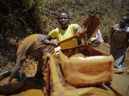 Kenyan Village Where Residents Reap Millions from Gold
