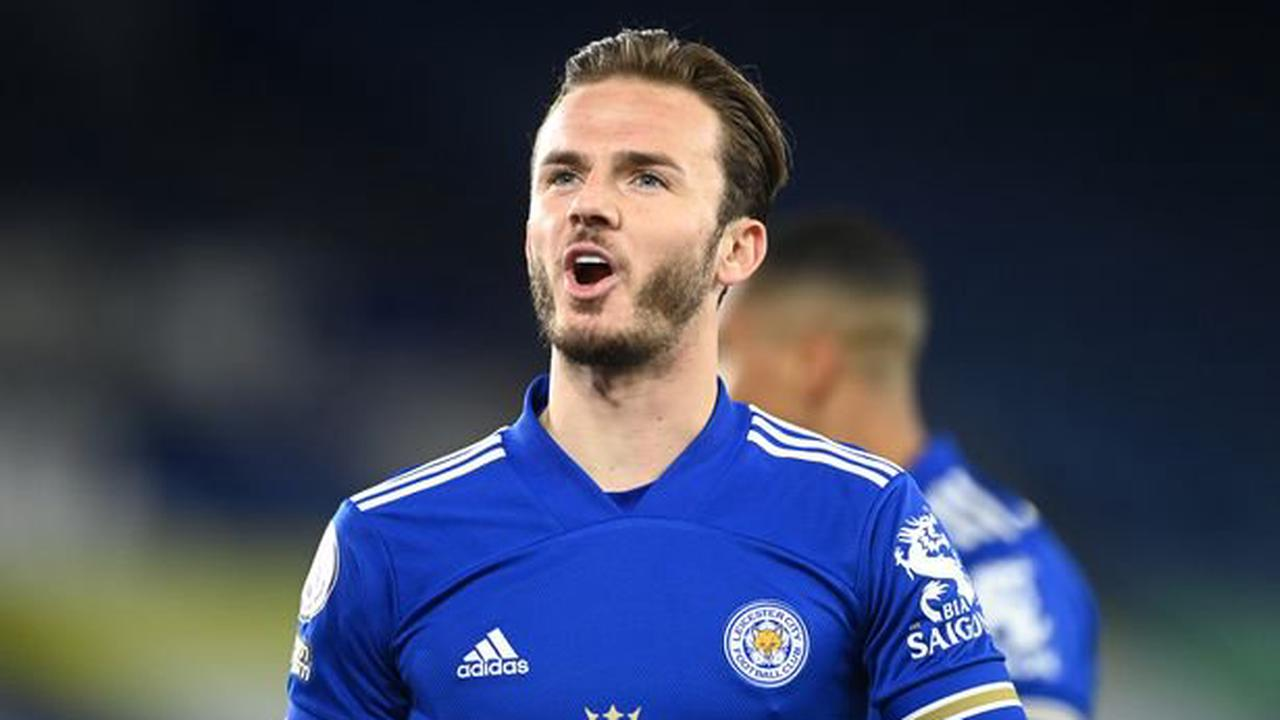 Leicester City fans send Arsenal transfer message amid Maddison talk