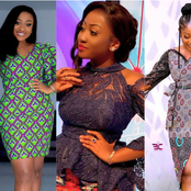 Tryout these 20 stylish Ankara dress designs from Anita Akuffo for your 2021 events